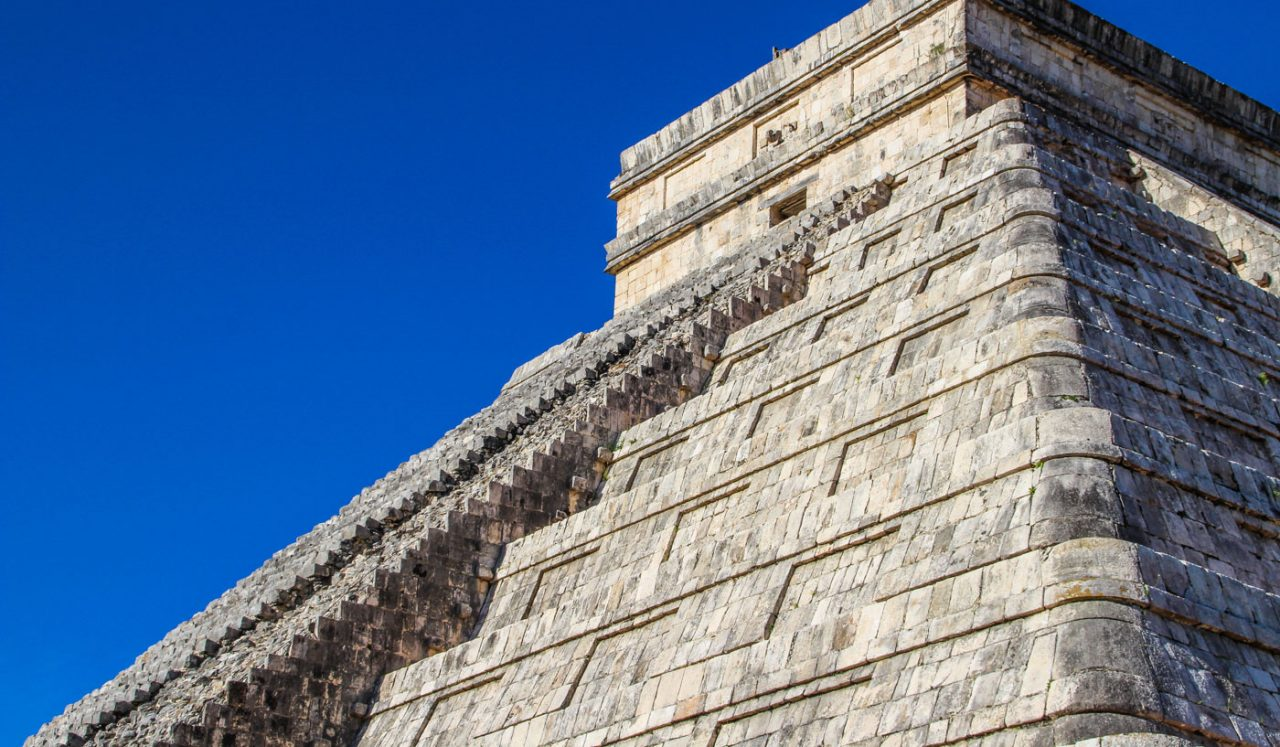 Cestopis Mexiko