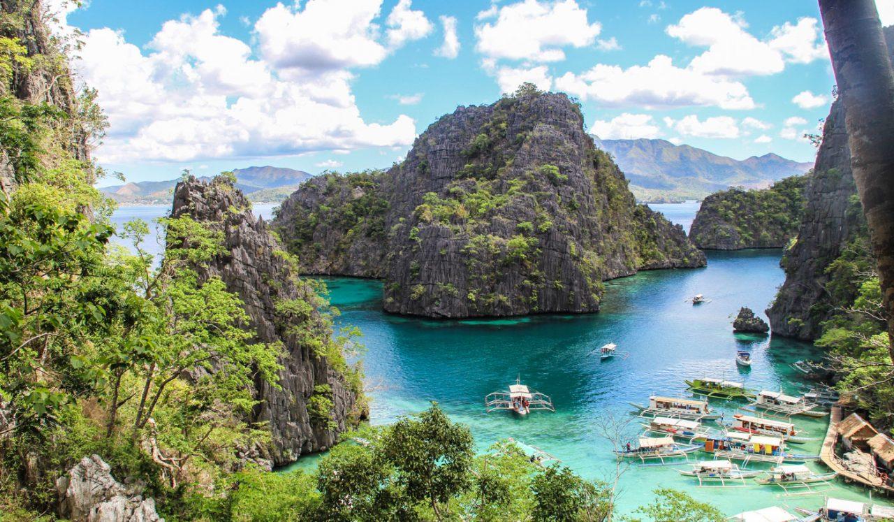 Cestopis Filipíny - Coron