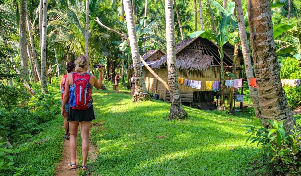 Ubytování na Filipínách