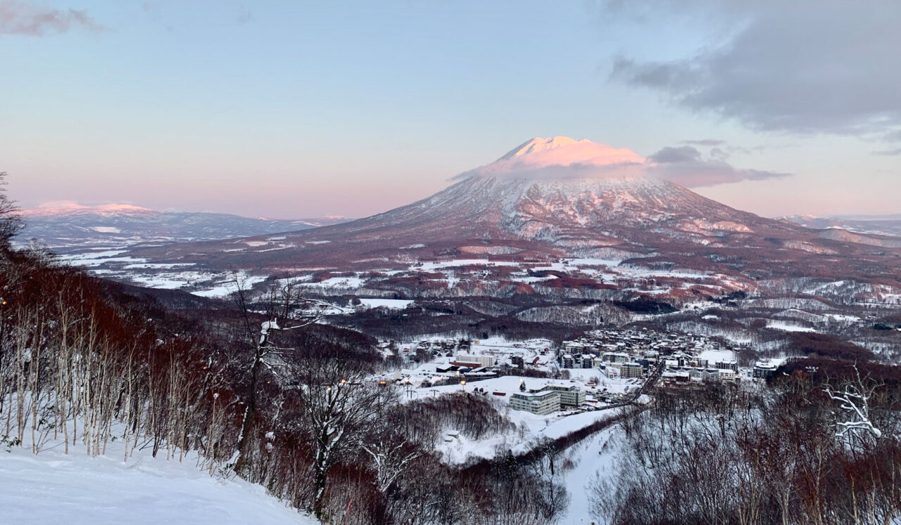 Zimní Japonsko 2019